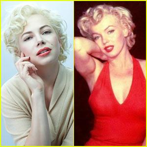 Can Michelle Williams Play Marilyn Monroe   26f45aa12