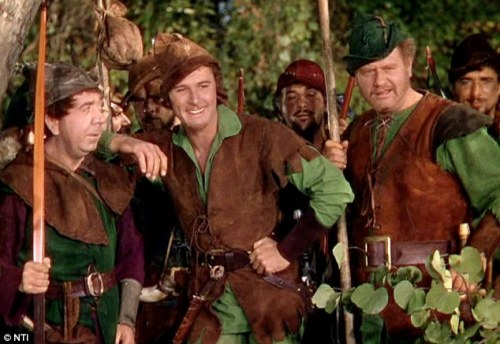 Flynn's boots from Robin Hood to be Auctioned!
