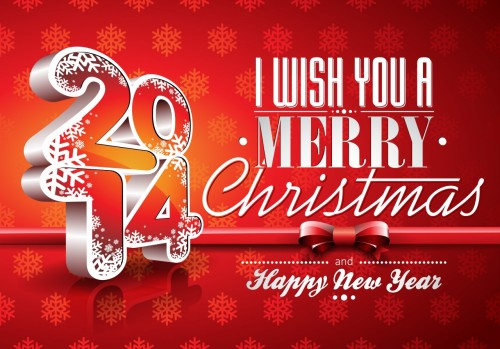 To All My Fans and Followers...Merry Christmas and a Safe, Healthy and Happy 2014! xoxo