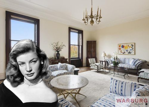 Lauren-Bacall-Dakota-Apartment-For-Sale