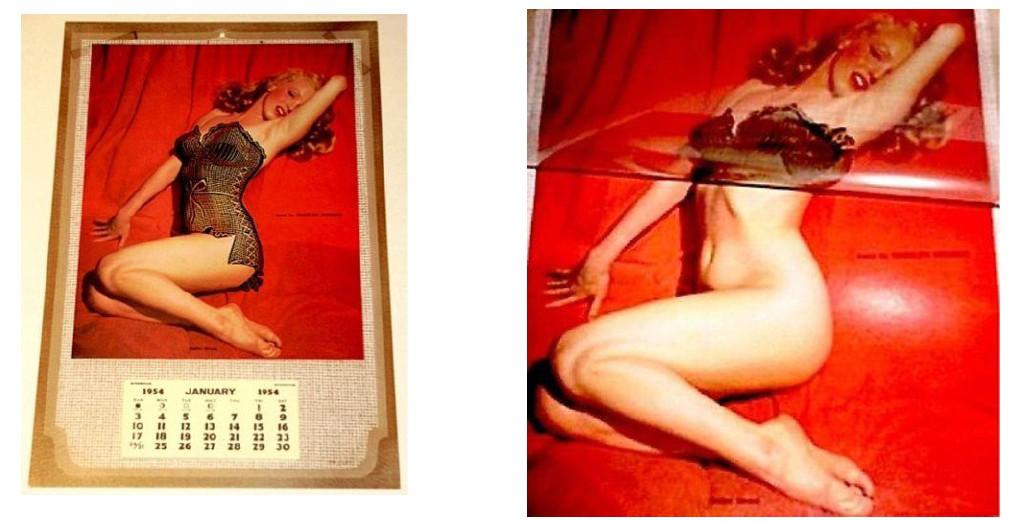 Marilyn Monroe Calendar Michelle Vogel Author